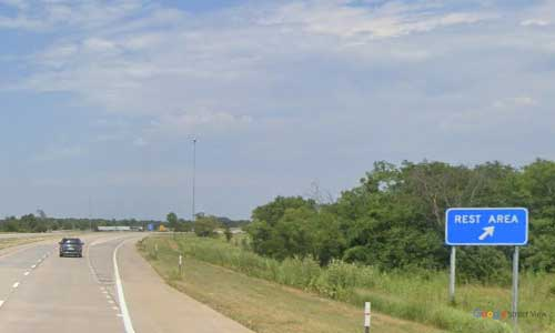 ks interstate35 i35 kansas matfield williamsburg rest area northbound mile marker 175