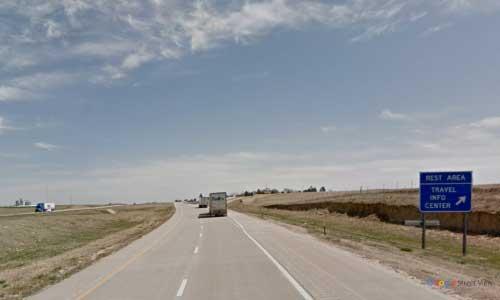 ks interstate70 i70 kansas goodland welcome center eastbound mile marker 7
