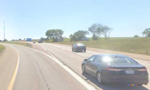 ks interstate70 i70 kansas lawrence service plaza westbound mile marker 209