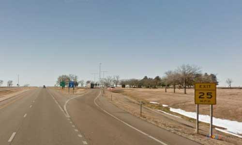 ks interstate70 i70 kansas russell rest area westbound mile marker 187