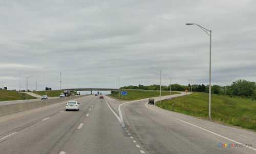 ks interstate70 i70 kansas topeka service plaza eastbound mile marker 188